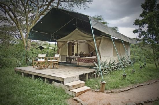 Porini Mara Camp照片