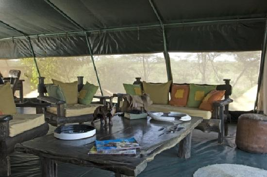 Porini Mara Camp: Mara Porini Camp