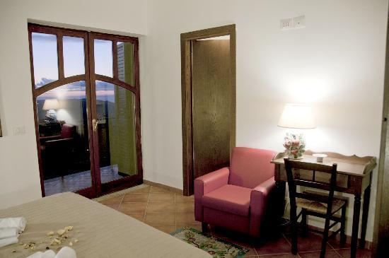 Casale il Gheppio: Room of Quince