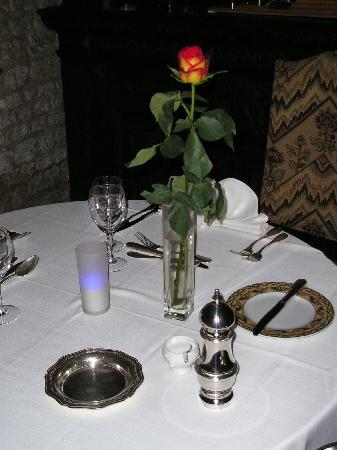 Le Moulin de Cierzac : une table pour les amoureux
