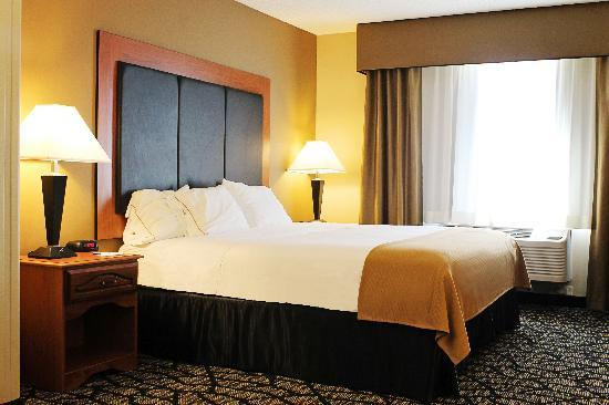 Holiday Inn Express Hotel & Suites Grand Junction: King bed