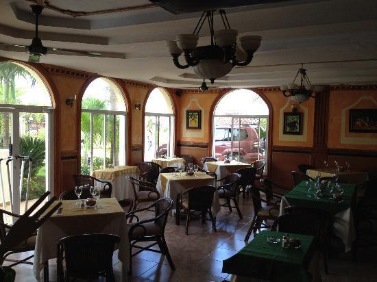 Hotel Primaveral: Las Palmas Restaurant