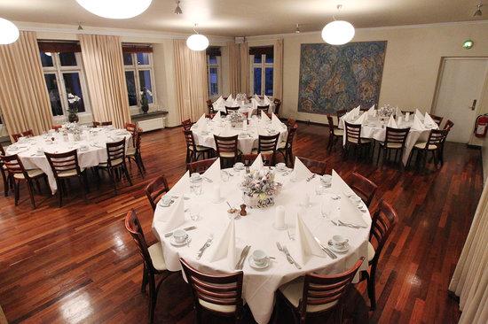Restaurant Skovshoved Hotel: Table setting