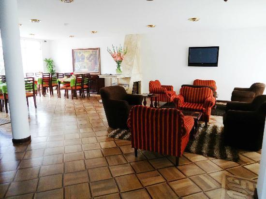Hotel Parkway: Lobby Hotel
