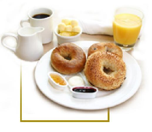 Landis Hotel & Suites: Complimentary Continental Breakfast