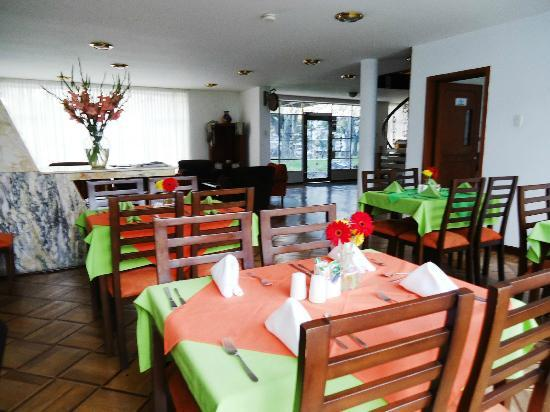 Hotel Parkway: Restaurante Hotel