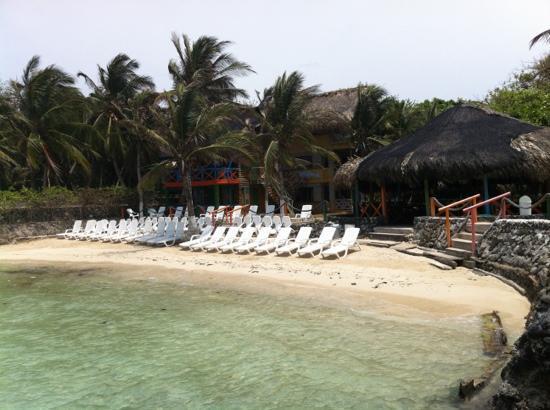 Tours en Islas del Rosario: Hamacas
