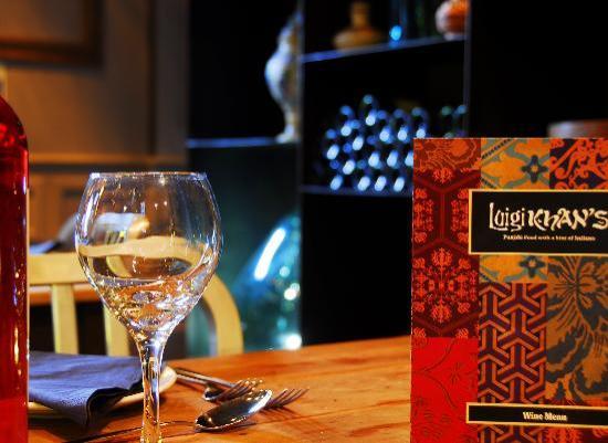 Luigikhan's : Restaurant