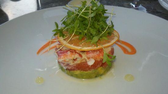 Meritage: Lobster salad