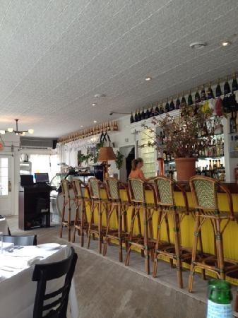 Pierre's - Bridgehampton: pierre's bar
