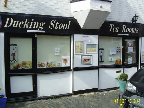The Ducking Stool: Ducking Stool Cafe
