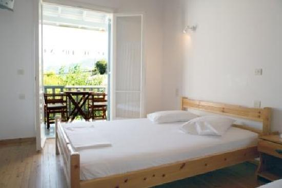 Elena Rooms: our pension inside