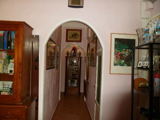 Althea Rooms: Hall