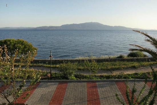 Assos, Turquie : View from Window of Room 111