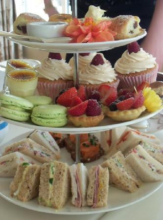 Traditional Afternoon Tea Donegals Finest Picture Of