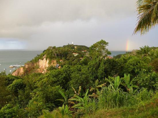 Pousada Colibri: Formação do arco-íris