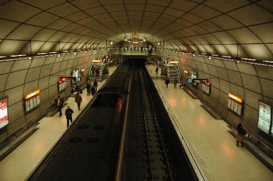 Metro de Bilbao: Metro Bilbao
