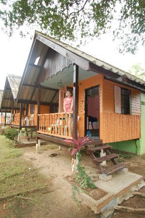 Green Villa: our own little house