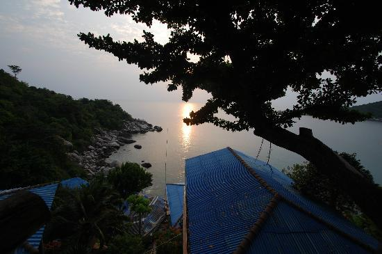 View Rock Resort: morning view