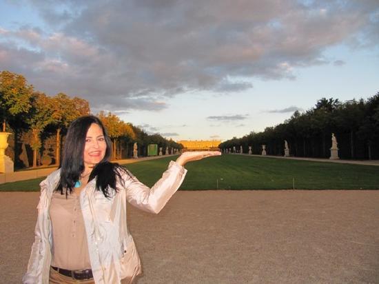 Palace of Versailles: versalles
