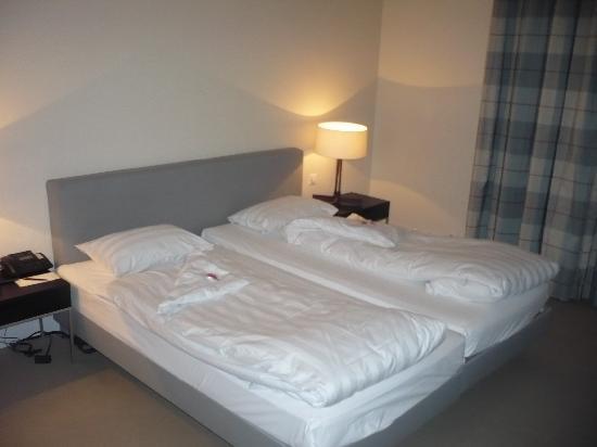 Alden Luxury Suite Hotel Zurich: Dormitorio