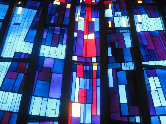 First Congregational Church of Christ in Fort Lauderdale, UUC: Stain Glass 2012