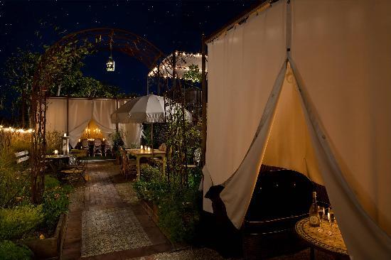 Petit Ermitage: Restaurant