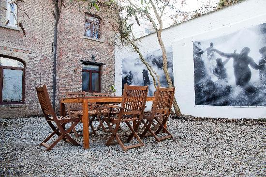 Casa Soussou: garden