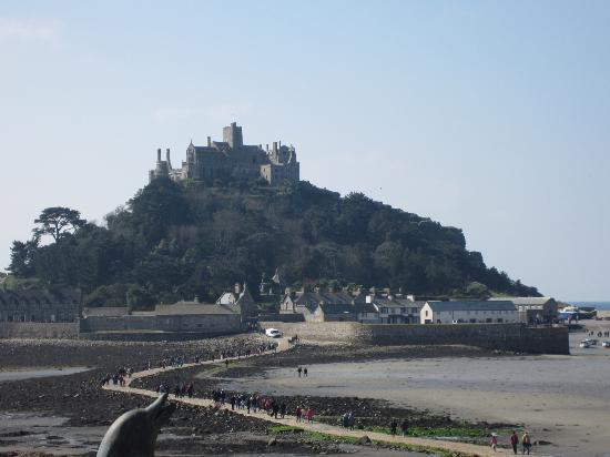 Cornish Heritage Safaris: St. Michael's Mount