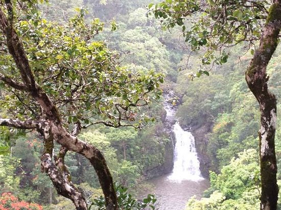 プオホカモア滝