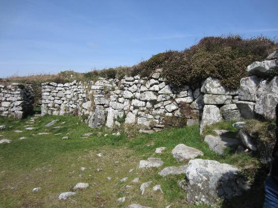 Cornish Heritage Safaris: Chysauster Ancient Village
