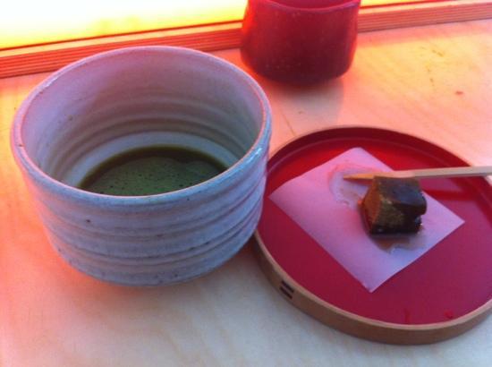 Sasaya: Matcha&wagashi
