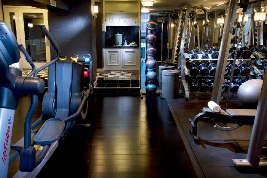 Chamberlain West Hollywood: Fitness Center