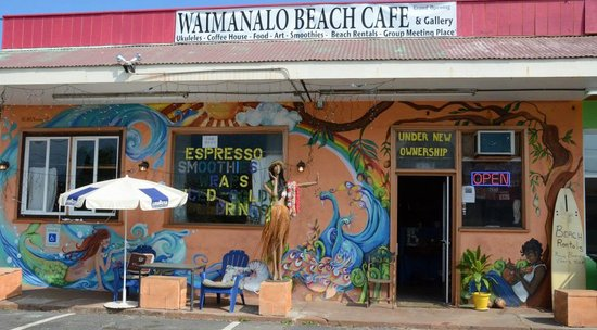 Waimanalo Beach Cafe & Gallery LLC