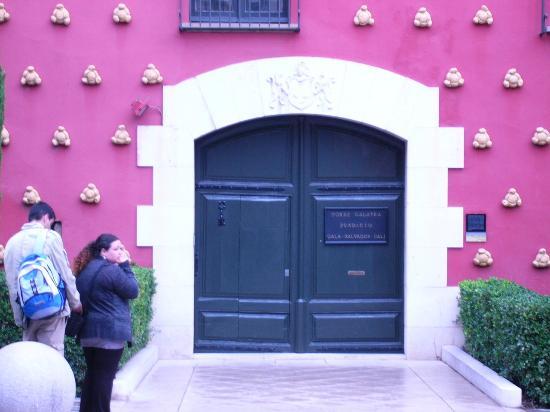 Teatro-Museo Dalí: Torre Galatea