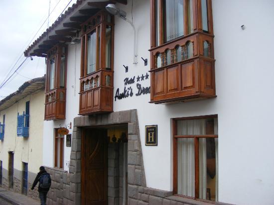 Hotel Awki's Dream: The hotel