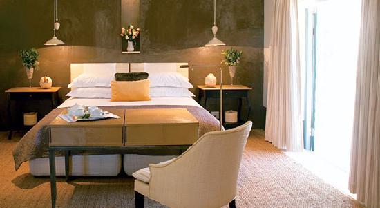 Grande Provence Estate The Owner's Cottage: Bedroom