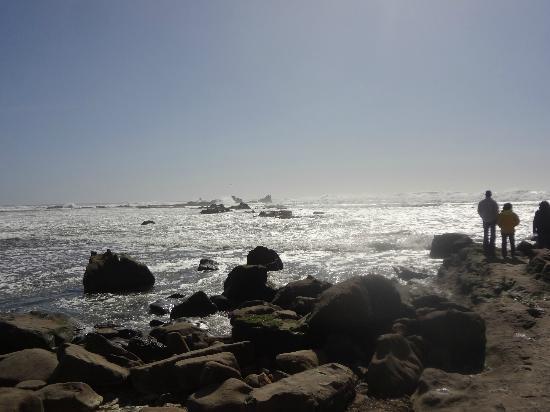 Waves at Mavericks