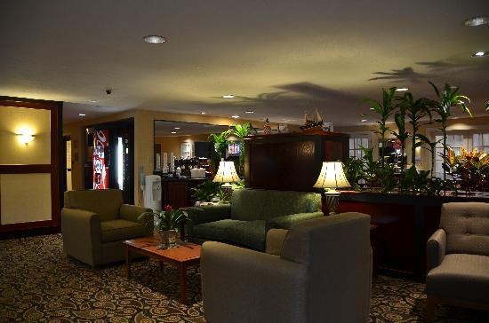 BEST WESTERN Rockland: Lobby