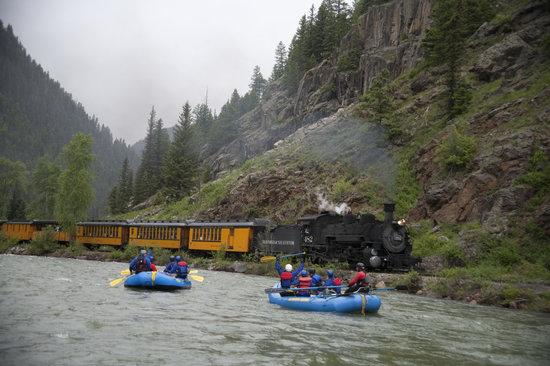 Durango and silverton narrow gauge railroad and museum for Noleggio di durango cabinado colorado