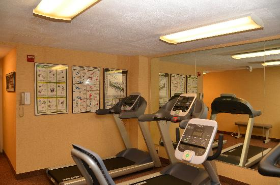 BEST WESTERN Rockland: Fitness Center