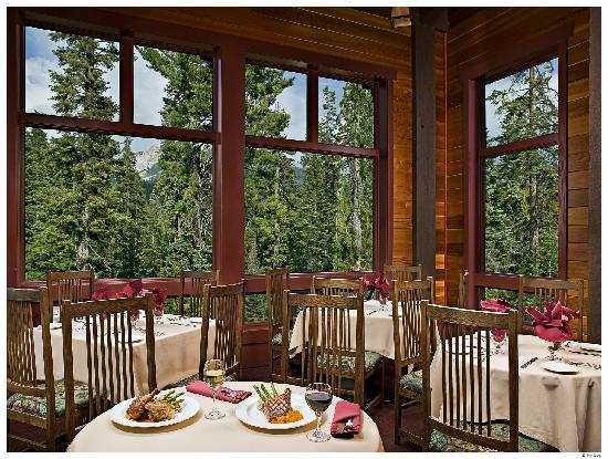 Wuksachi Lodge Peaks Restaurant