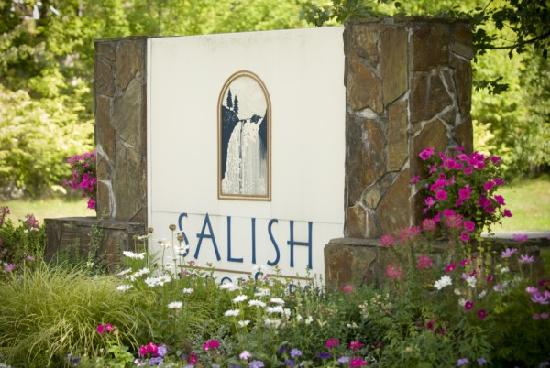 Salish Lodge & Spa: Welcome to Salish