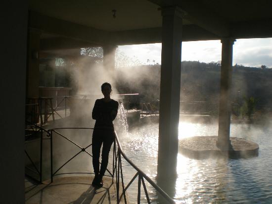 Hotel Posta Marcucci: La piscina