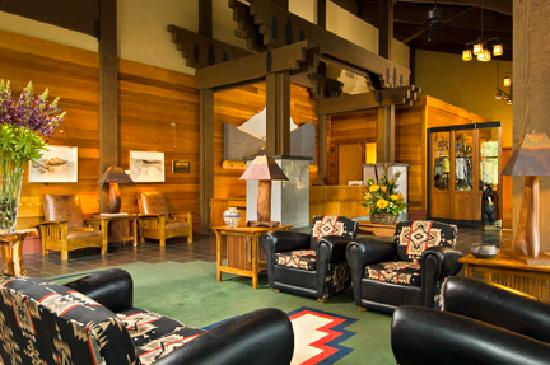 Wuksachi Lodge: Main Lobby