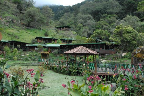 Trogon Lodge San Gerardo de Dota: Lodge