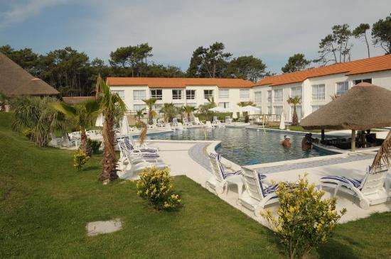 Punta Ballena, Uruguay: piscina y alrededores
