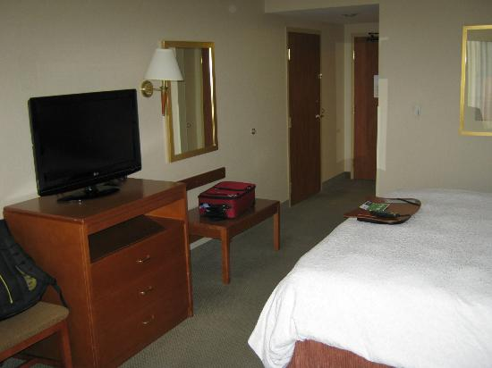 Hampton Inn & Suites by Hilton Windsor: room