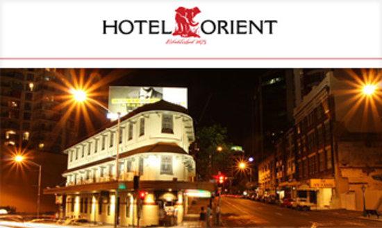 Hotel Orient: NOW