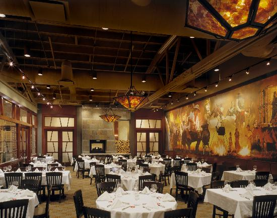 Our Chicago restaurant is located in the River North area. Guests are welcomed by a striking blue tower housing an authentic fogo de chão, the type of ground fire .